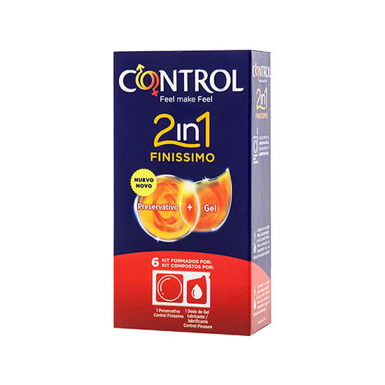 CONTROL 2IN1 FINISSIMO