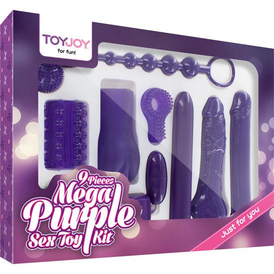 Kit Mega Purple