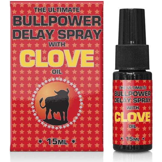 Power Clove Spray Retardante