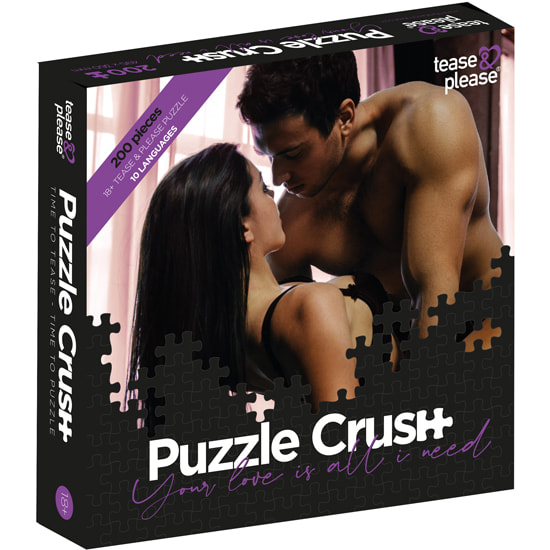 Puzzle Crush Your Love Is All