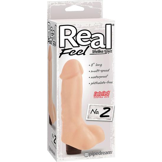 Real Feel Vibrador