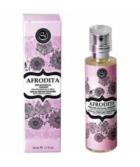 Secret play afrodita perfume de mujer con feromonas