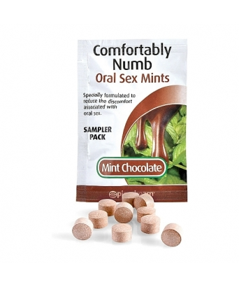 Comfortably numb mints - sabor chocolate mint