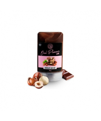 Lubricante comestible chocolate avellanas 34gr