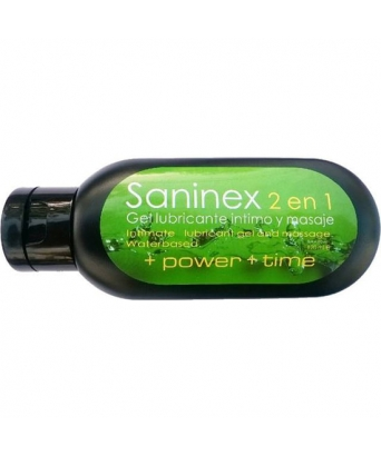 Saninex lubricante power time 120 ml