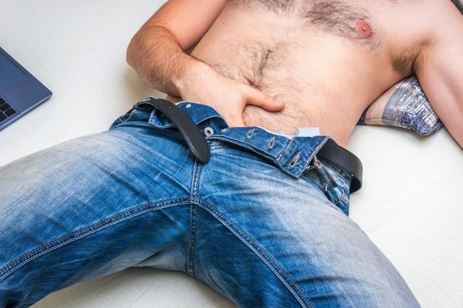 estimulador de próstata de juguete sexual para hombres con wei